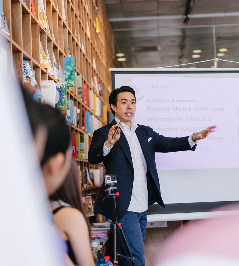 Public Speaking Skills